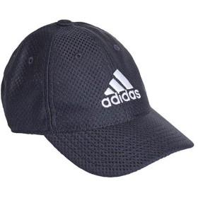 アディダス(adidas) メンズ レディース クライマクール メッシュキャップ レジェンドインク/レジェンドインク/ホワイト ECD54 DT8546 帽子 マルチスポーツ