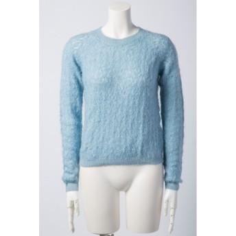 63%OFF i BLUES (イブルース) セーター ブルー
