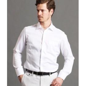 ムッシュニコル ドレスシャツ メンズ 09ホワイト 48(L) 【MONSIEUR NICOLE】