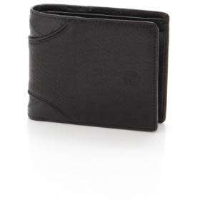 57%OFF Shion (シオン) 二つ折り財布(小銭有) ブラック