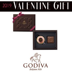 バレンタイン チョコレート ゴディバ ベルジアン フェイバリット アソートメント 2粒入 本命 チョコ