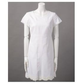 66%OFF Mademoiselle TARA (マドモアゼルタラ) ワンピース ホワイト