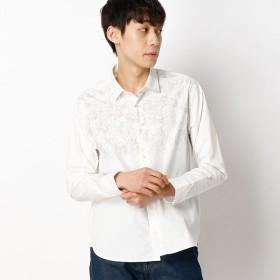 [マルイ]【セール】オリジナルフラワーグラデシャツ/モルガンオム(MORGAN HOMME)