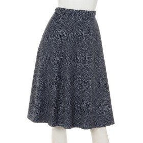 62%OFF TARA JARMON (タラジャーモン) メランジデザインスカート ネイビー