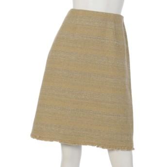 79%OFF ELLE (エル) スカート キャメル