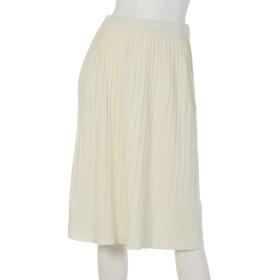 45%OFF INGRID OUTLET (イングリッドアウトレット) プリーツスカート オフホワイト