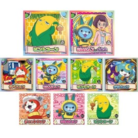 妖怪ウォッチ シールコレクション5 スペシャルパック 4個入りBOX[ショウワノート]《取り寄せ※暫定》