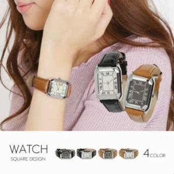 腕時計 レディース レディース腕時計 キラキラ 安い おしゃれ プレゼント Jewel ジュエル スクエアフレームウォッチ