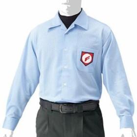 ミズノ シンパン メッシュナガソデシャツ 52SU24 カラー:18 サイズ:XO