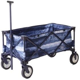 コールマン(Coleman) INDIGO LABEL インディゴレーベル IL アウトドアワゴン 2000033142 キャンプ キャリーワゴン キャリーカート 運搬 アウトドア コンパクト