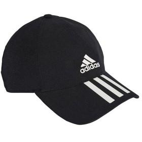 アディダス(adidas) メンズ レディース 3Sクライマライト キャップ ブラック/ホワイト DUE33 DT8542 帽子 マルチスポーツ 日よけ スポーツウェア