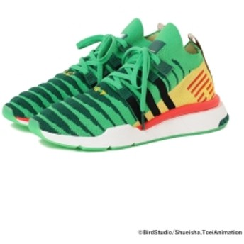 adidas Originals × DRAGON BALL Z / EQT Support Mid メンズ スニーカー GREEN 26.5