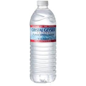 (訳あり)クリスタルガイザー ( 500mL48本入 )/ クリスタルガイザー(Crystal Geyser)