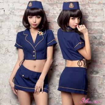 警察 ポリス ハロウィン コスプレ 衣装 制服 コスチューム 婦人警官 コスプレ衣装 仮装 ミニスカ セクシー 団体