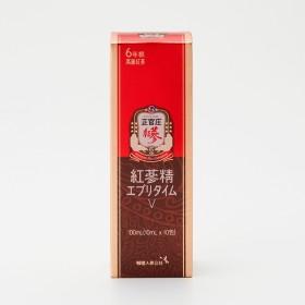 正官庄 紅参精エブリタイム 10包