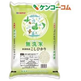 平成30年産 無洗米 新潟県産コシヒカリ ( 5kg )/ パールライス