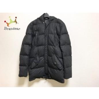 デュベティカ DUVETICA ダウンコート サイズ50 XL レディース JACODUE ダークグレー 冬物 スペシャル特価 20190406