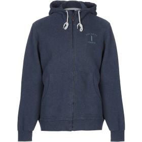 《セール開催中》HACKETT メンズ スウェットシャツ ブルー S コットン 50% / ポリエステル 50%