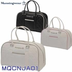 【レディース】【2019モデル】マンシングウェア MQCNJA01 ボストンバッグ Munsingwear