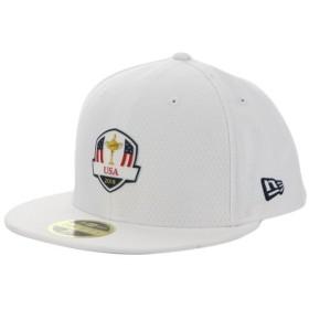 ニューエラ NEW ERA ゴルフ キャップ ニューエラ NEW ERA キャップ 59FIFTY ホワイト 11806809 ホワイト