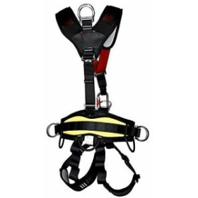 【新品/追跡可】YaeTact XINDAアウトドア クライミング 登山降下 安全帯ベルト バストベルトに座っ登山ハーネス座席 高所作業保護