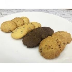 ゆめぴりかの米粉を使ったクッキー詰め合わせ