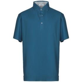 《期間限定セール開催中!》HERITAGE メンズ ポロシャツ ディープジェード 46 コットン 95% / ポリウレタン 5%