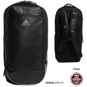 【アディダス】OPS 3.0 Shiled バックパック 30 スポーツバッグ/アディダス/adidas (FTG43) DU9996 ブラック