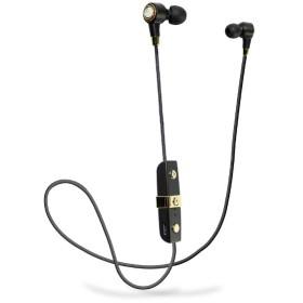 ブルートゥースイヤホン JUSTJAMES Amperes Wireless - Black [ブラック×マーブル] JJS-EP-000001 [ワイヤレス(左右コード)]