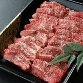 【数量限定】広島産黒毛和牛 「見浦牛」のカルビ(300g)