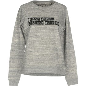 《送料無料》STANLEY STELLA レディース スウェットシャツ グレー XS オーガニックコットン 85% / ポリエステル 15%