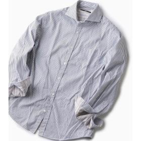 [マルイ]【セール】SC: ドビー ロンドンストライプ セミワイドカラー シャツ/シップス(メンズ)(SHIPS)