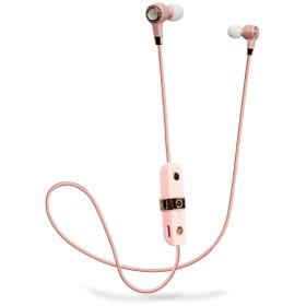 ブルートゥースイヤホン JUSTJAMES Amperes Wireless - Pearl Pink[ピンク×シェル]JJS-EP-000003 [ワイヤレス(左右コード)]