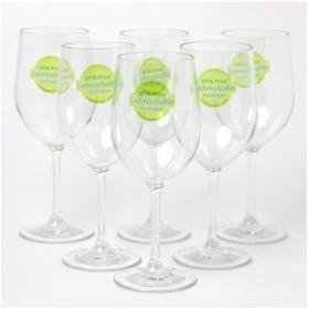 アームカンパニー トライタンワイングラス 350mL 割れないグラス ( 6コ入 )