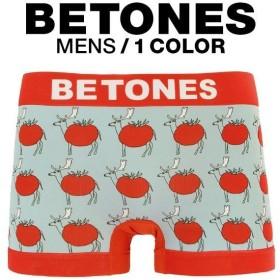 (ビトーンズ)BETONES メンズ TOMATONAKAI 立体成型 ボクサーパンツ フリーサイズ TMT006