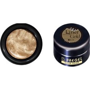 PREGEL(プリジェル) スーパーカラーEX 4g PG-SEL11 ライナーゴールド-P
