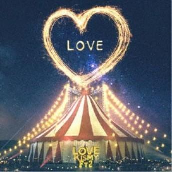 Kis-My-Ft2/LOVE《通常盤》 【CD】