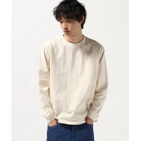JOURNAL STANDARD CUT DOWN L/S-T ナチュラル S