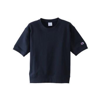 ウィメンズ ショートスリーブスウェットシャツ 18SS チャンピオン(CW-M015)【5400円以上購入で送料無料】