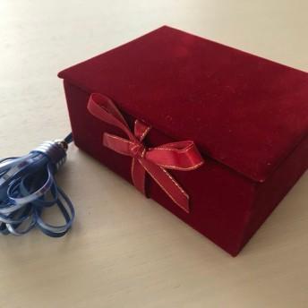 バレンタイン用チョコレートボックス