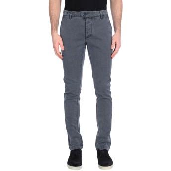《期間限定 セール開催中》TELERIA ZED メンズ パンツ ブルー 29 コットン 98% / ポリウレタン 2%