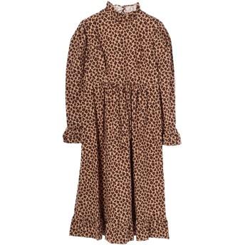 【6,000円(税込)以上のお買物で全国送料無料。】【Charles Chaton】レオパードドレス