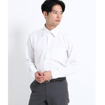 THE SHOP TK / ザ ショップ ティーケー ヘリンボーンストライプシャツ