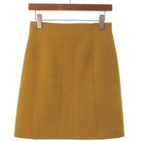 Ballsey / ボールジー レディース スカート 色:マスタード系 サイズ:36(S位)