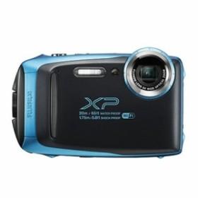 【送料込!】富士フイルム デジタルカメラ FinePix XP-130SB スカイブルー 1台 【※送料込の価格です。】 【ファ