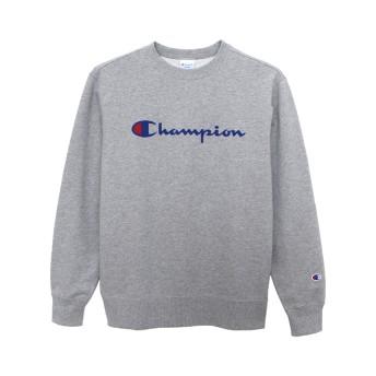 クルーネックスウェットシャツ 19SS ベーシック チャンピオン(C3-H004)【5400円以上購入で送料無料】