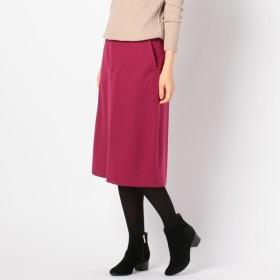 [マルイ]【セール】[新色追加]ウーリーサージ台形スカート/フレディ&グロスター レディース(FREDY&GLOSTER)