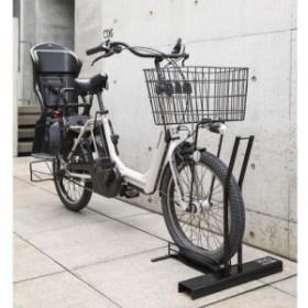 スロープ付き電動自転車スタンド 1台用 653421