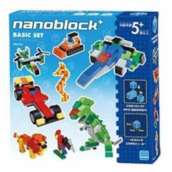 ナノブロックプラス ベーシックセット[PBS-010]