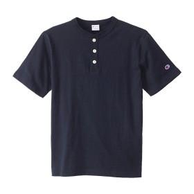 ヘンリーネックTシャツ 19SS スタンダード チャンピオン(C8-K302)【5400円以上購入で送料無料】